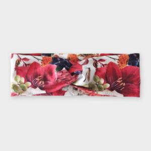 Čelenka - Květiny a hrozny