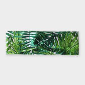 Čelenka - Tropické listí
