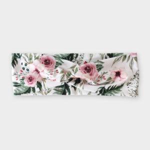Čelenka - V zahradě bílá