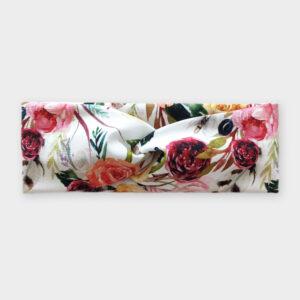 Čelenka - Barevné květy