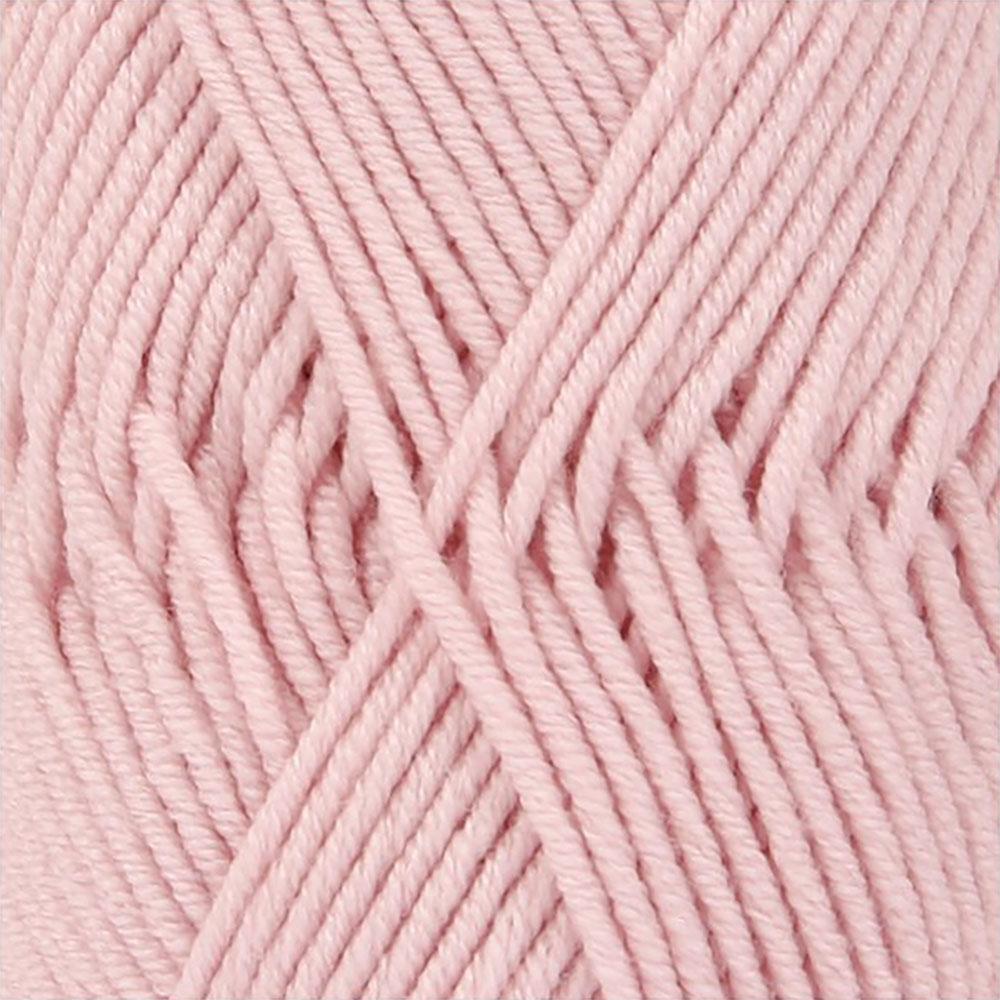 Pudrově růžová vlna