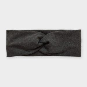 Čelenka - Tmavě šedý melír Milano