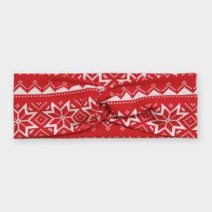 Čelenka - Red christmas