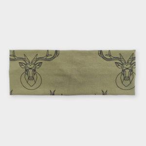 Čelenka - Deer olivová