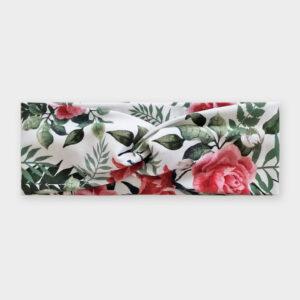 Čelenka - Květy růže