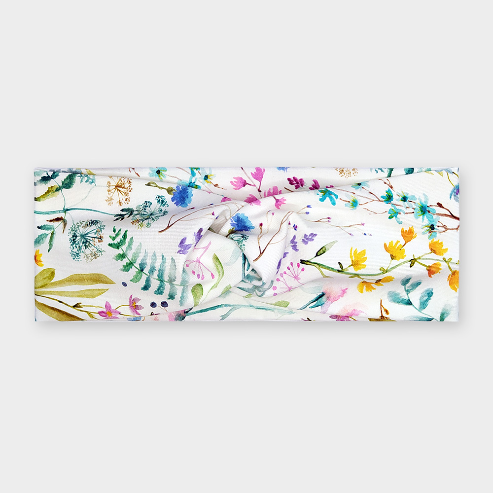 Čelenka - Směs květin