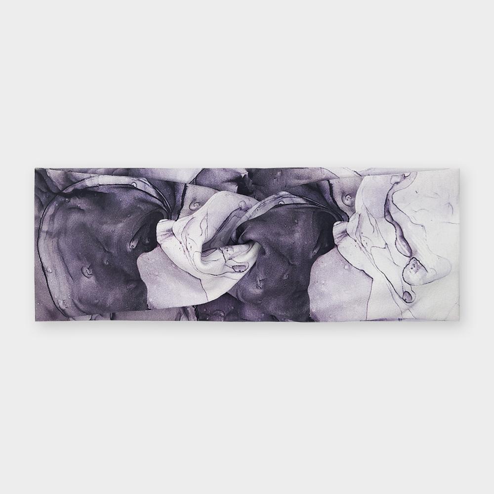 Čelenka - Rozpitá fialová