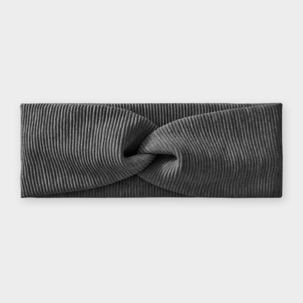 Ottoman - Tmavě šedý